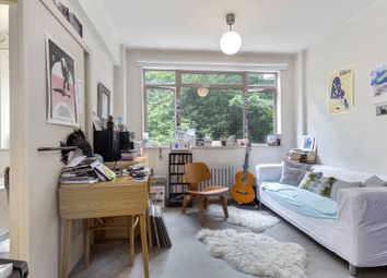 Thumbnail  Studio to rent in Lawn Road, Belsize Park, London