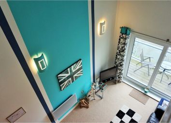 Thumbnail 2 bed flat to rent in Phoebe Road, Copper Quarter