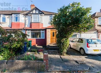 Thumbnail 4 bed end terrace house for sale in Launceston Road, Perivale, Greenford, Greater London