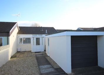 Thumbnail 1 bed terraced bungalow to rent in Sycamore Close, Broadclyst, Exeter.
