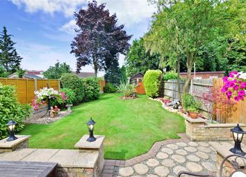 Thumbnail 3 bed bungalow for sale in Bredhurst Road, Wigmore, Kent