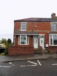 Thumbnail 2 bed end terrace house to rent in West View Terrace, Shildon, Co. Durham