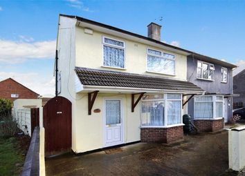 Thumbnail 3 bed semi-detached house for sale in Pewsham Road, Penhill, Swindon