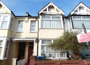 Thumbnail 3 bed terraced house for sale in Winchester Road, London, Edmonton