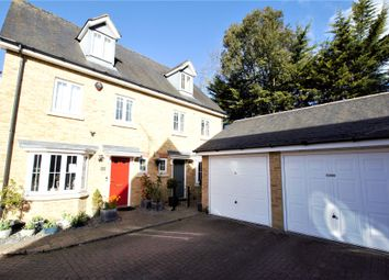 Thumbnail 4 bed town house to rent in Alford Close, Sandhurst, Berkshire
