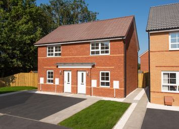 "Thumbnail 2 bed end terrace house for sale in ""Kenley"" at Black Scotch Lane, Mansfield"