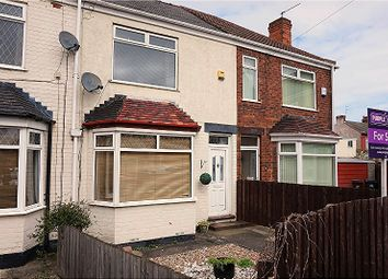 Thumbnail 2 bedroom terraced house for sale in Alston Avenue, Hull