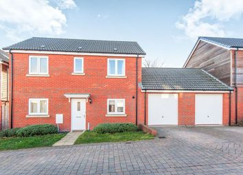 Thumbnail 3 bedroom detached house to rent in Hardy Close, Exeter