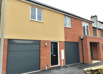 Thumbnail 2 bed property for sale in Co-Op Close, Barwell, Leicester