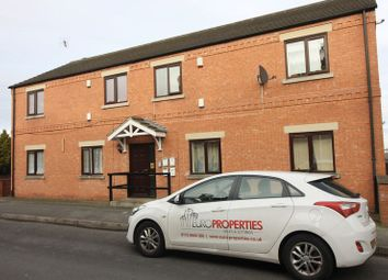 Thumbnail 2 bedroom flat to rent in Victoria Street, South Normanton, Alfreton