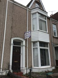 Thumbnail 4 bedroom terraced house to rent in Rhyddings Terrace, Brynmill, Swansea