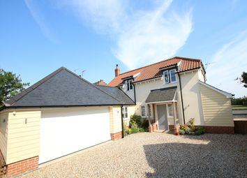 Thumbnail 5 bed detached house for sale in Barham Green, Barham, Ipswich, Suffolk
