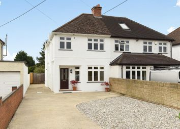 Thumbnail 4 bed semi-detached house to rent in Green Road, Kidlington