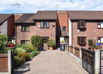 Thumbnail 3 bed town house for sale in Nathan Drive, Salford