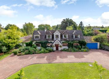 St. Marys Lane, Winkfield, Windsor, Berkshire SL4. 6 bed detached house