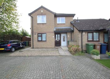 Thumbnail 2 bed maisonette to rent in Marritt Close, Chatteris