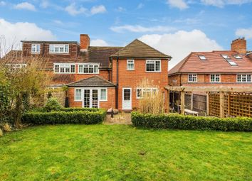 Thumbnail 4 bed semi-detached house for sale in Curling Vale, Guildford