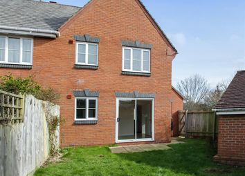 Thumbnail 3 bedroom semi-detached house for sale in Pound Way, Southam, Warwickshire