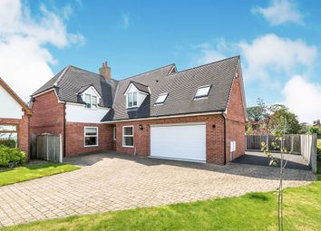 Thumbnail 5 bed detached house for sale in Chapel Close, Smallwood Hey Road, Pilling, Preston