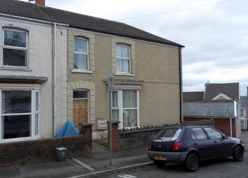 Thumbnail 4 bed end terrace house to rent in Victoria Street, Uplands, Swansea