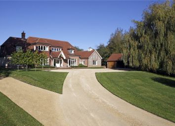 Thumbnail 6 bed detached house for sale in Common Road, Headley, Hampshire