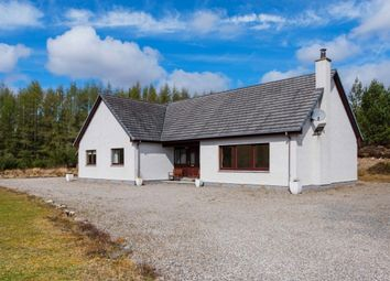 Thumbnail 4 bed detached house for sale in Dalchreichart, Glenmoriston, Inverness, Highland