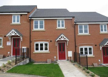 Thumbnail 3 bed town house to rent in Aston Close, Loughborough, Leicestershire