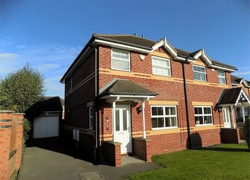 Thumbnail 3 bed semi-detached house to rent in 11 Greenfields Way, Carlton-In-Lindrick, Worksop