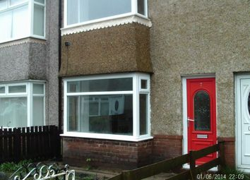 Thumbnail 2 bed terraced house for sale in Holly Street, Ashington