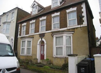 Thumbnail 2 bed flat to rent in Crescent Road, Ramsgate