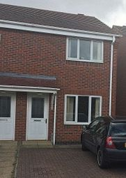 Thumbnail 2 bed semi-detached house to rent in Bradley Fields, Donnington, Telford