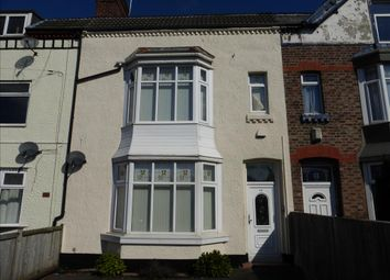 Thumbnail 3 bedroom flat for sale in Manor Road, Wallasey