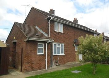 Thumbnail 2 bed semi-detached house to rent in St. Leonards Road, Leverington, Wisbech