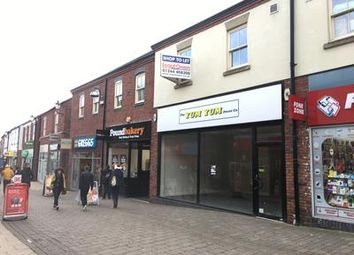 Thumbnail Retail premises to let in Unit 4, Castle Walk, Newcastle Under Lyme, Staffordshire