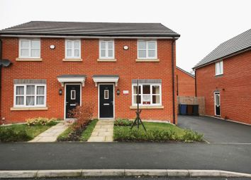Thumbnail 3 bed semi-detached house for sale in Laurel Street, Newtown, Wigan