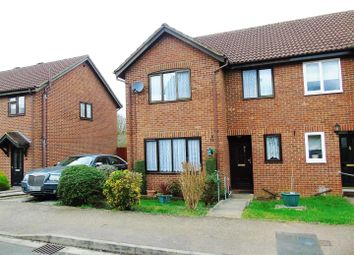 Thumbnail 4 bedroom semi-detached house for sale in Gosforth Path, Watford