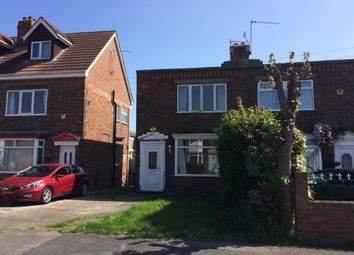 Thumbnail 2 bedroom semi-detached house for sale in Kirkstone Road, Priory Road, Hull