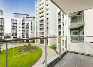 Thumbnail 1 bed flat to rent in Pump House Crescent, Brentford, Middlesex