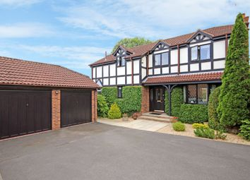 Thumbnail 4 bed detached house for sale in Fosters Close, Churchtown, Southport