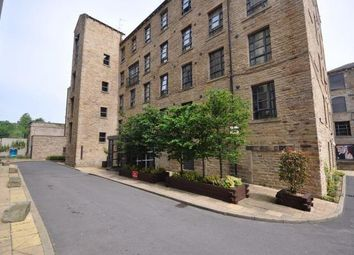 Thumbnail 1 bedroom flat for sale in Parkwood Mill, Longwood, Huddersfield