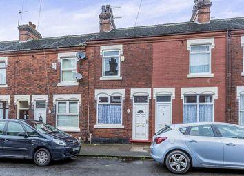 Thumbnail 2 bedroom property for sale in Stanier Street, Fenton, Stoke-On-Trent