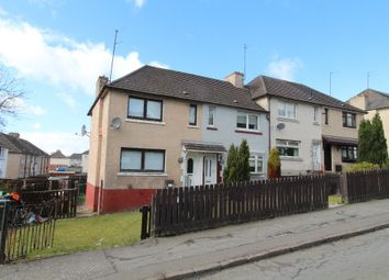 Thumbnail 3 bed terraced house to rent in Mearns Road, Motherwell, North Lanarkshire