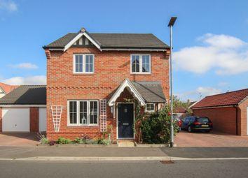 4 bed detached house for sale in St. Pauls Drive, Kedington, Haverhill CB9
