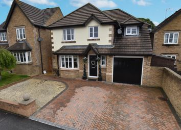 Thumbnail 4 bed detached house for sale in Muchelney Way, Yeovil