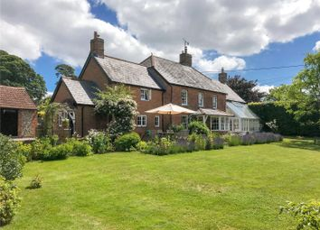 Thumbnail 4 bed detached house for sale in Stoke, Andover, Hampshire