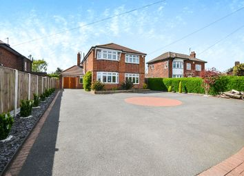 Thumbnail 4 bedroom detached house for sale in Derby Road, Kirkby-In-Ashfield, Nottingham