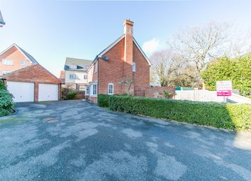 Thumbnail 4 Bedroom Detached House For Sale In Gavin Way Highwoods Colchester