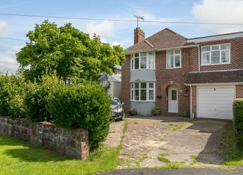 Thumbnail 4 bed detached house for sale in Hollybush Road, Crawley, West Sussex