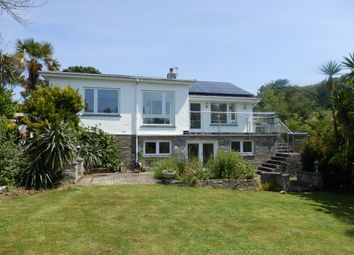 Thumbnail 5 bed detached house to rent in Ilsham Marine Drive, Torquay