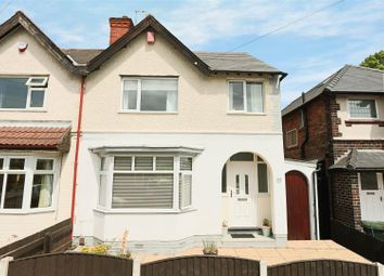 Thumbnail 4 bed semi-detached house for sale in Bennett Road, Mapperley, Nottingham